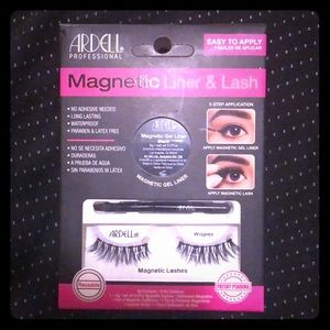 Magnetic Liner and Lashes